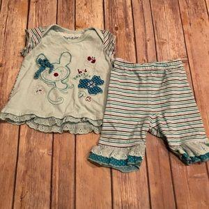 Naartjie baby outfit
